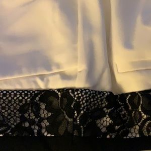 New York & Company Other - Ny & co white suit with black trim